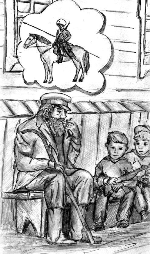 """Из книги """"От чистого истока..."""" Ильи Миронова - рассказ """"Истоки"""""""
