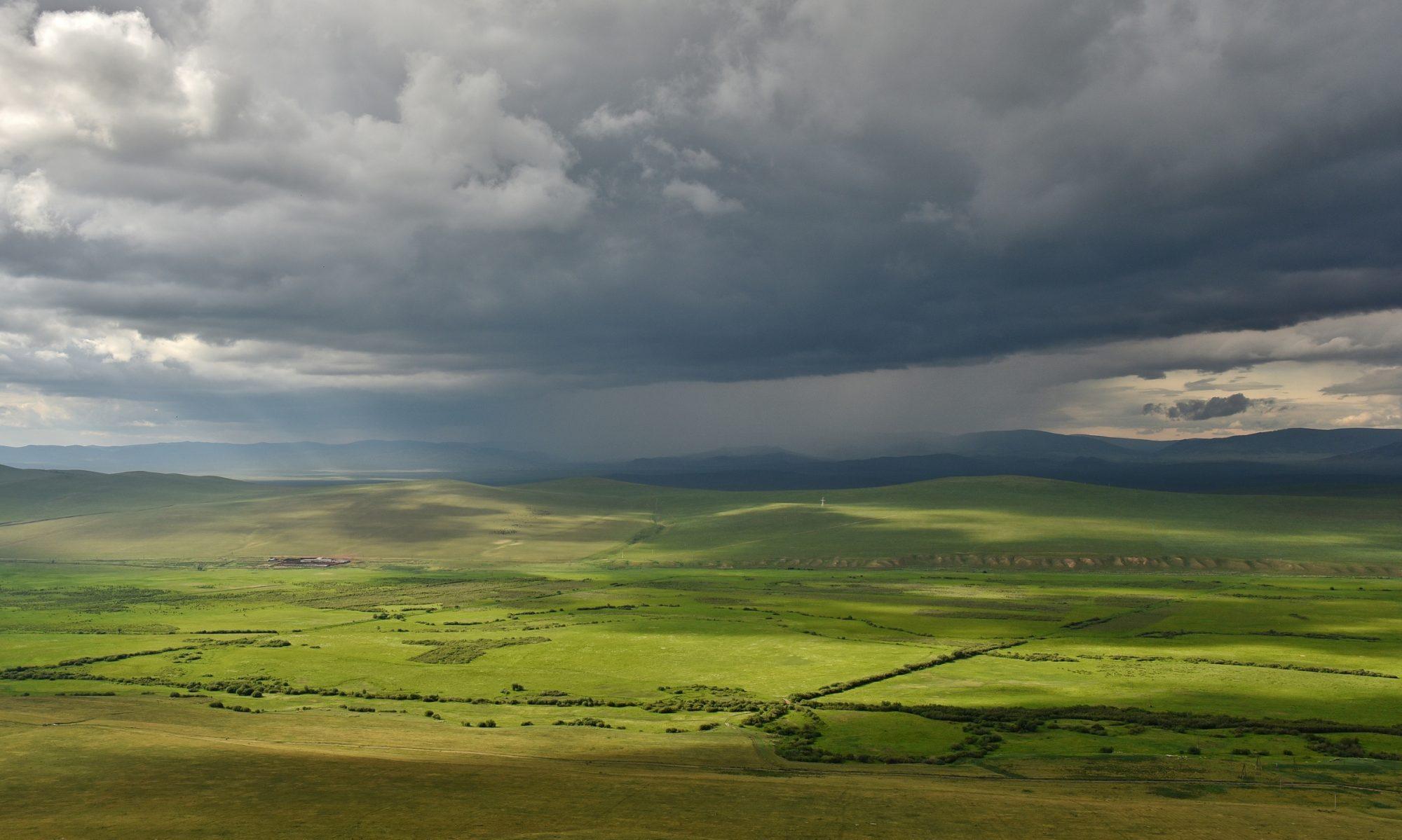 Прекрасная Тугнуйская долина