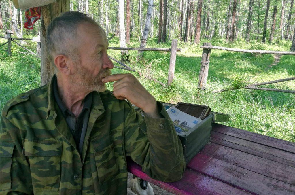 Николай Кобылкин. Июль 2019 года.
