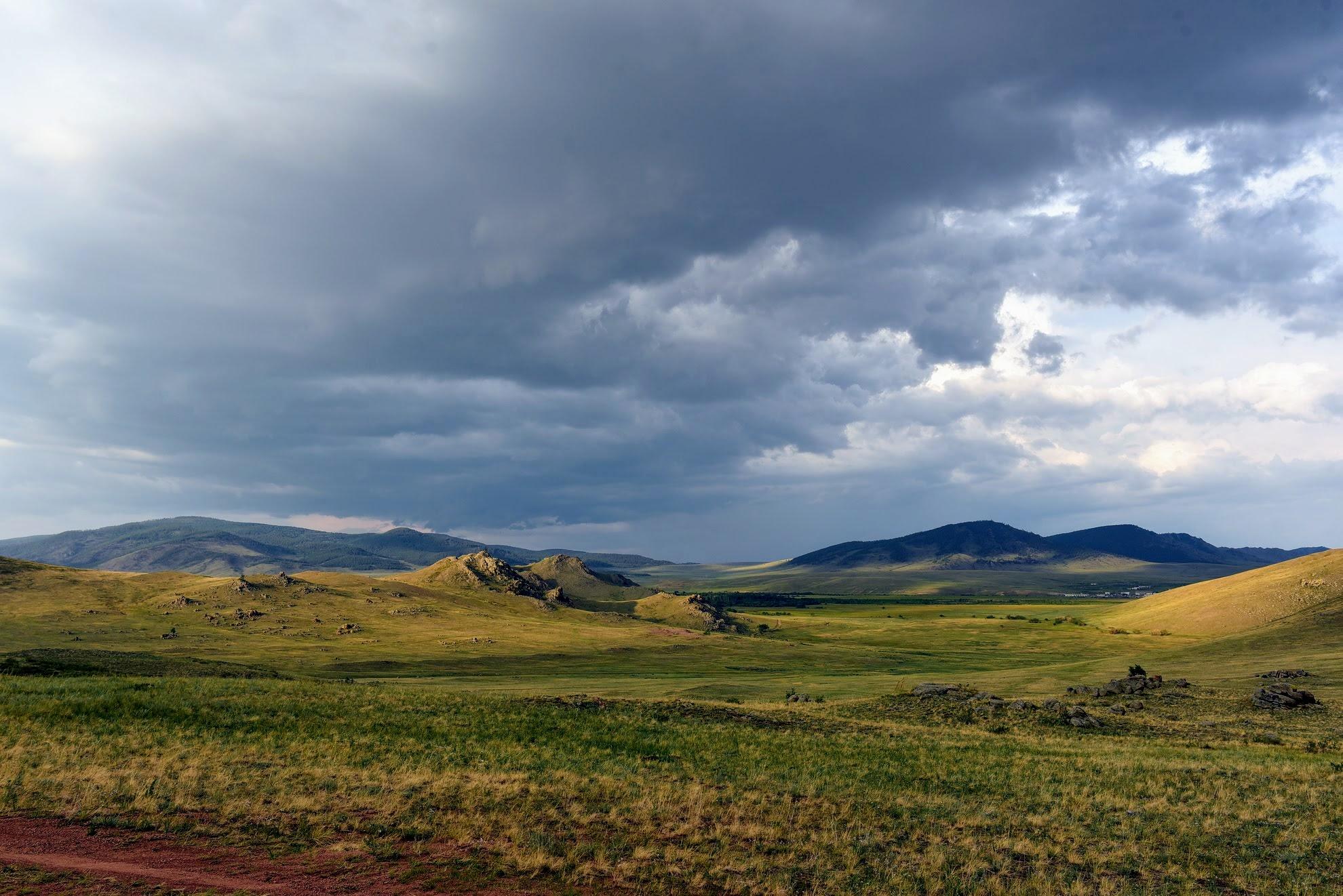 Тугнуйская долина