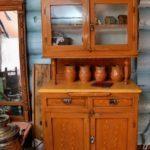 Музей-усадьба Исая Калашникова. Шкаф в сенях