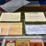 Музей-усадьба Исая Калашникова. Документы и личные записи