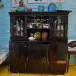 Музей-усадьба Исая Калашникова. Кухонный шкаф