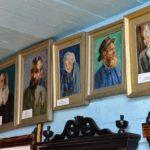 Музей-усадьба Исая Калашникова. Портреты мухоршибирцев