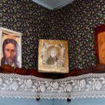 Музей-усадьба Исая Калашникова. Красный угол. Иконы